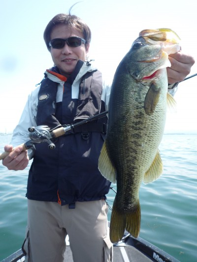 truth smiley_fishing_report ブログ写真 2015/04/30